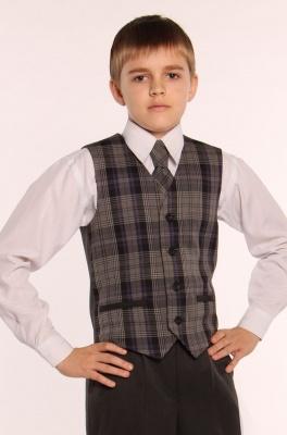 13f521772 В коллекции представлены юбки, сарафаны, жилеты для девочек и жилеты для  мальчиков. В данной одежде ребёнок чувствует себя максимально комфортно и  уверенно.